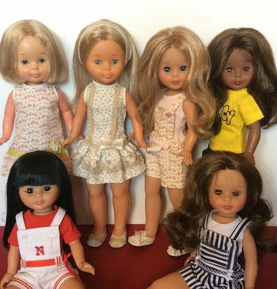 """Vestidos Para Nancy """"El Costurero De Chus"""": Las bellas modelos"""