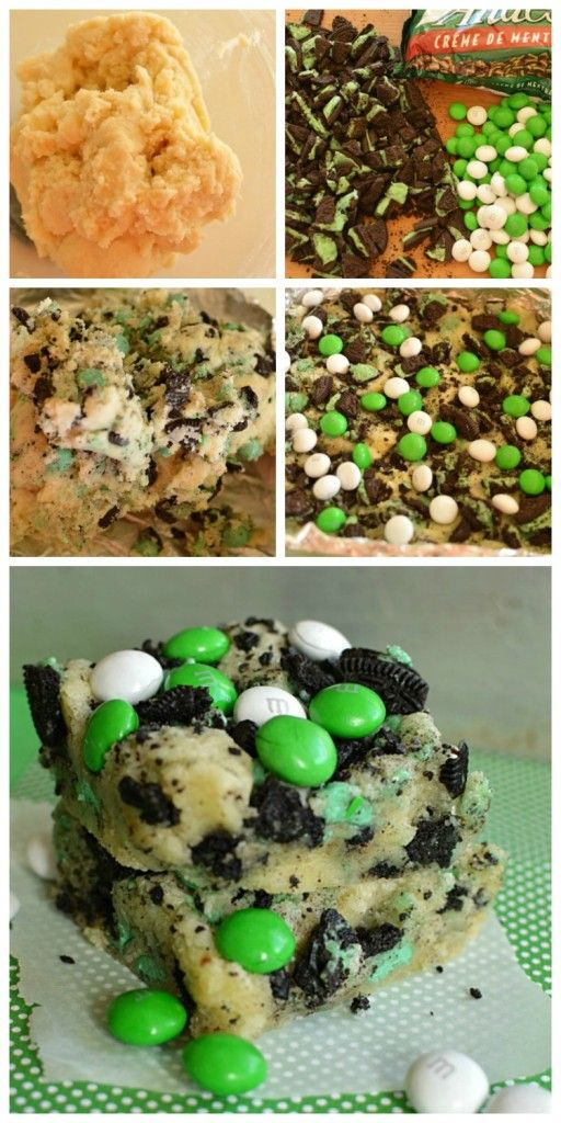GRASSHOPPER SUGAR COOKIES BARS begin with a melt in your mouth sugar cookie, from a mix. Every bite is an explosion of minty goodness! A must have for celebrating Christmas of St. Patties Day! | Little Dairy on the Prairie