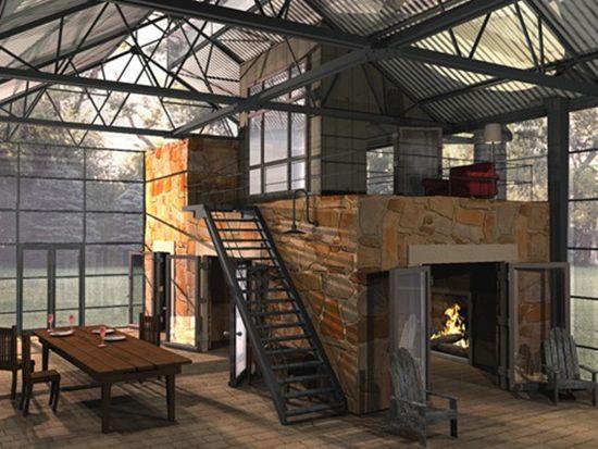 O estilo industrial deixa evidente tijolinhos, canos e instalações elétricas. Hoje é o queridinho de muitos arquitetos e designers de interiores. veja!