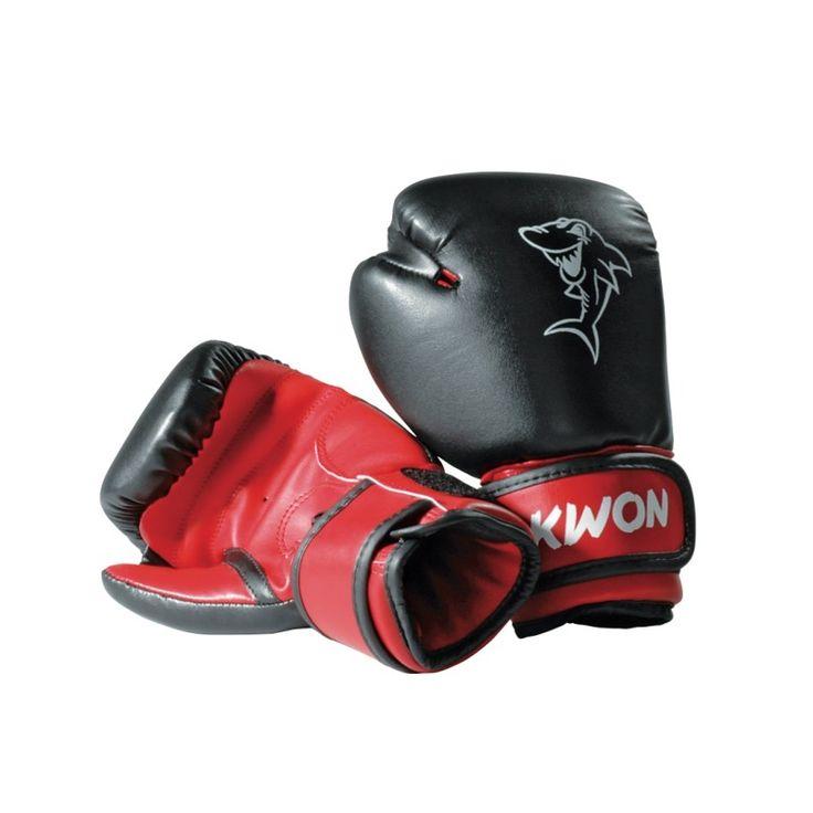 Gants de boxe enfant Mini Shark - Kwon 19,90 euros