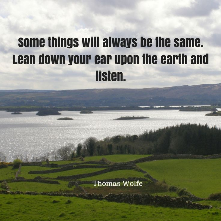 Connemara, Ireland - Quote to recentre on nature and simpler life
