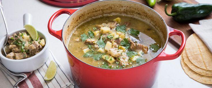 Green Chili Pork Stew | Le Creuset