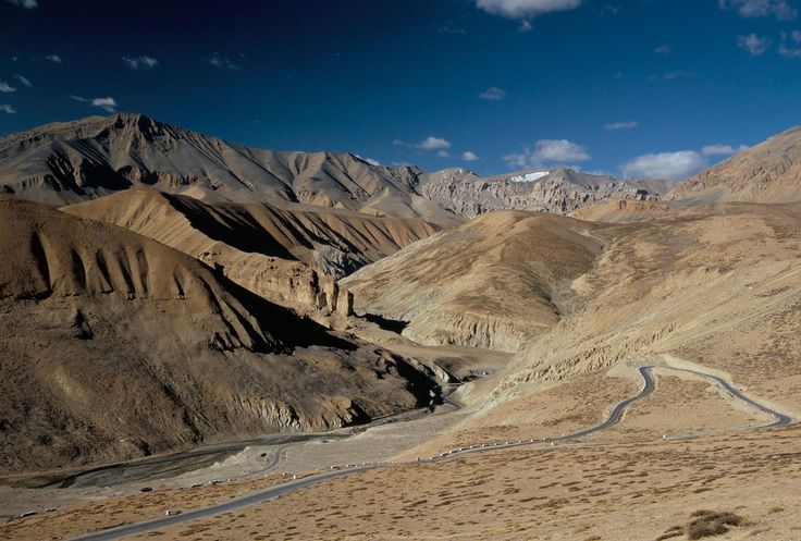 Bike the Manali-Leh highway: Open from mid-June to October, the 476km highway guarantees a daring journey with jaw-dropping views. At its highest, it reaches an altitude of 16,000ft. Bragging rights guaranteed.