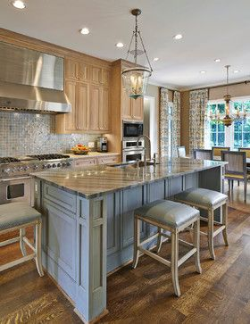 Gorgeous Kitchen Interior Design Ideas, Pictures, Remodels and Home Decor, large island