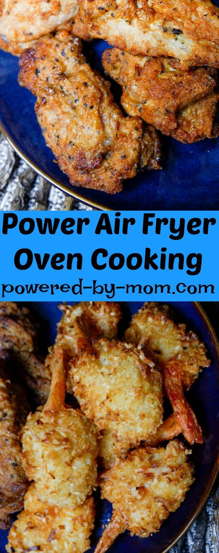 The Power Air Fryer Oven Replaces Your Deep Fryer Rotisserie Oven Dehydrator Oven Toaster