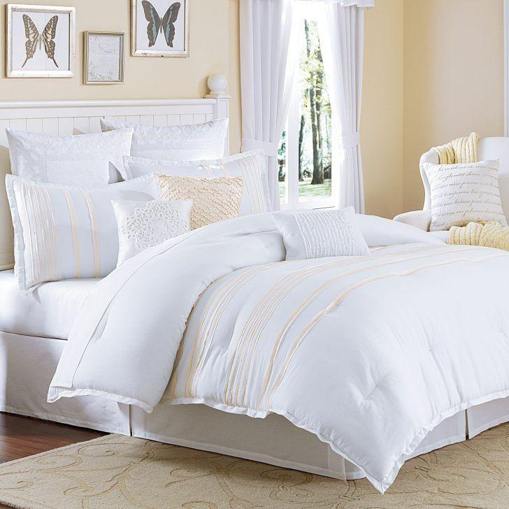 Luxurioses All Weisse Bettwasche Fur Ihre Beste Traum Weisse