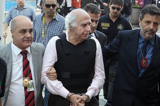 Justiça suspende benefício de prisão domiciliar a Roger Abdelmassih
