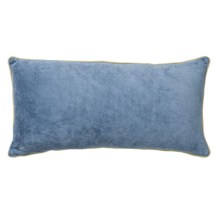 Midnight pute 60x30, blå i gruppen Tekstil / Pledd & Pynteputer / Pynteputer hos ROOM21.no (1022981)