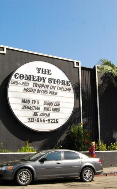 The Comedy Store   Travel   Vacation Ideas   Road Trip   Places to Visit   Los Angeles   CA   Show   Nightclub   Offbeat Attraction   Nightlife Spot   Bar   Comedy Club