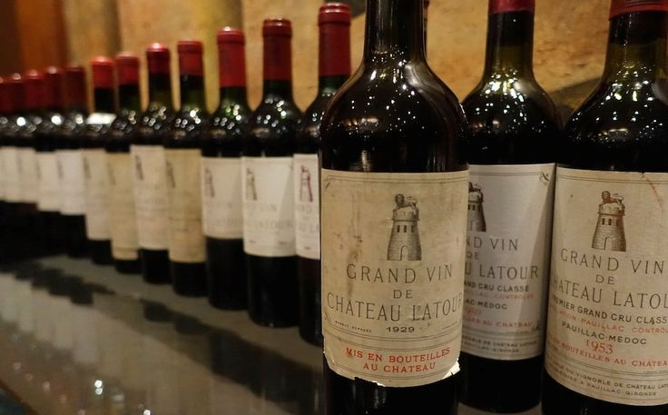 Chateau Latour back to 1920 with Frédéric Engerer | The Fine Wine ...