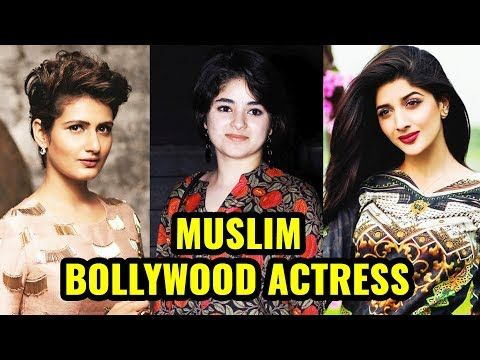 Muslim Bollywood Actress   Part 2