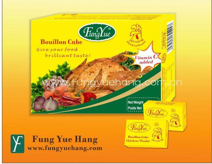 knorr chicken stock cubes ingredients