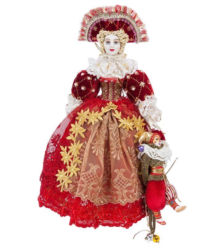 """Фарфоровая кукла """"Маркиза"""" RK-749 / Коллекционные куклы / Куклы / Каталог / R-Gifts – интернет магазин подарков и сувениров.  #doll #porcelainskin #porcelaine #russiandoll #russiandolls #gift #giftidea #handmade #кукла #куклаинтерьерная #кукларучнойработы #подарок #фарфор #фарфороваякукла"""