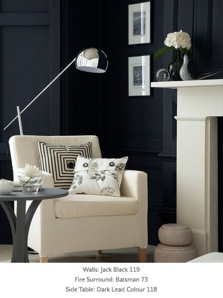 Lamp Black Paint Black Paint Dark Paint Little Greene