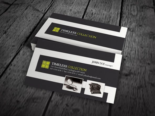 Best Free Business Card Templates Images On Pinterest Free - 3d business card template