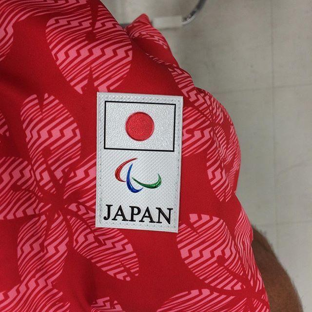 【5kenta8】さんのInstagramをピンしています。 《JAPAN #JAPAN #日本代表 #代表ジャージ #桜 #リオ五輪 #asics》