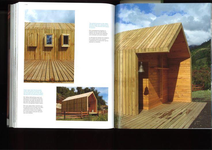 Fuente Nueva Chapel, Chile - WOOD ARCHITECTURE NOW!