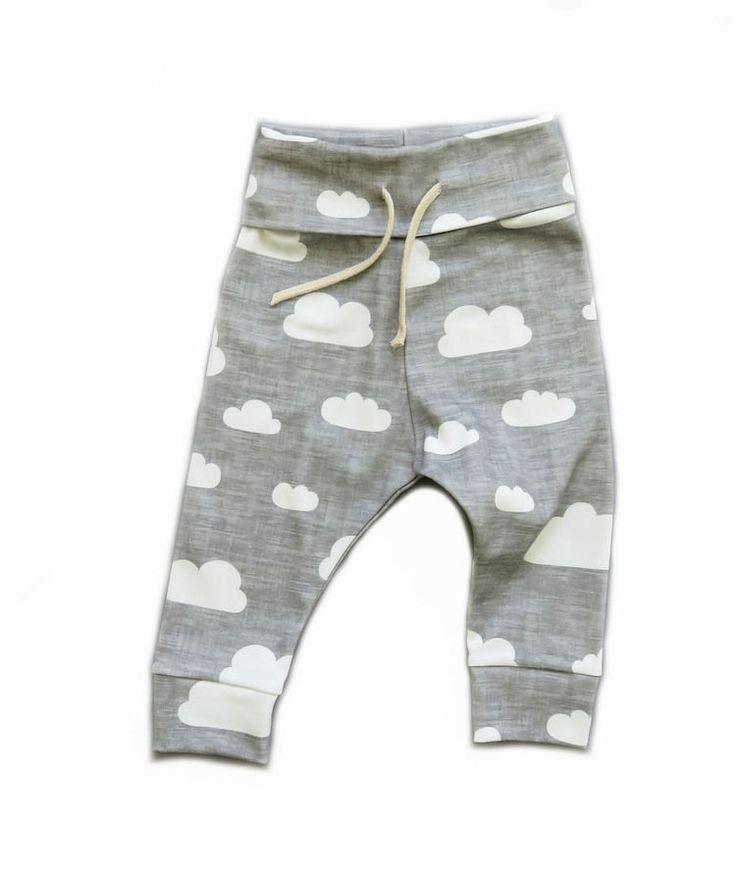 Download Baby pants pattern, sweat pants pattern, baby jogger pants, easy baby pants pattern immediately at Makerist
