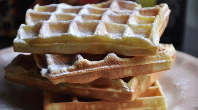 Glutenvrije Brusselse Wafels Recept