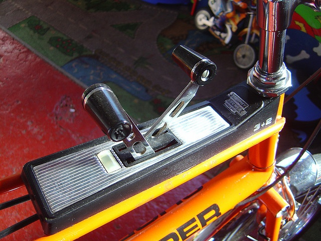 raleigh chopper shifter 3+2 by chopperwazza, via Flickr