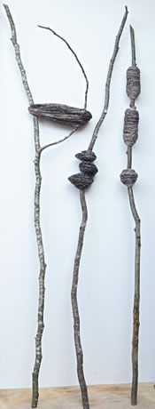 Christine Tchouhadjian - Sculpteur - Créations