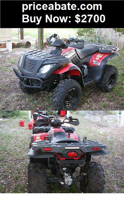 Power-Sports-ATVs-UTVs: talon linhai like new less than 2 mi 2008  250 cc 4wd with hitch - BUY IT NOW ONLY $2700