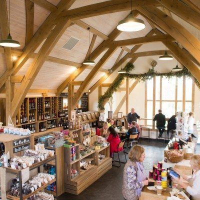 The Three Daggers Farm Shop - great deli, coffee and cakes and a micro brewery - nestled in beautiful Wiltshire