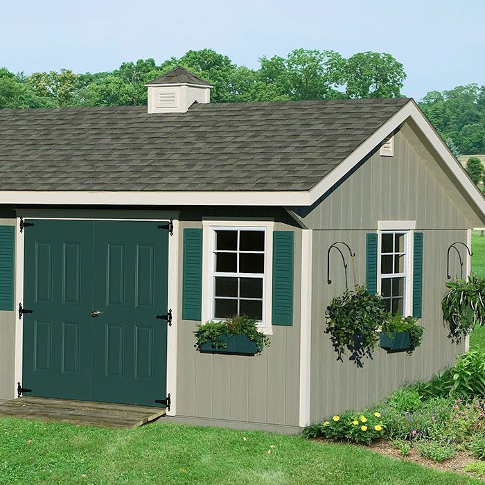 Garden Sheds 20 X 12 115 best garden sheds images on pinterest | garden sheds, potting