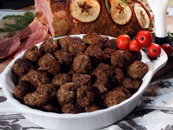 Älgköttbullar med havregryn | Recept.nu