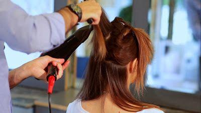 Kadınlar için saç bakım ürünleri  tavsiyeleri kuaför sektörü  ve ürünler hakkında bilgiler : fön çekimi nasıl yapılır. fön çekiminin tanımı