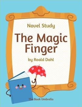 the magic finger by roald dahl pdf