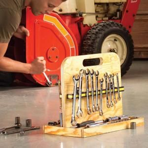 ideas to divide sae and mm in your garage - Tool storage Tools and Storage on Pinterest