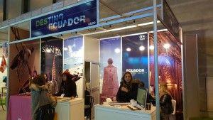 FITUR arranca con Productivos Negocios para la Delegación Ecuatoriana