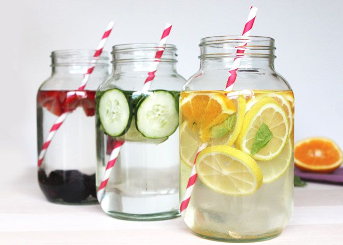 infused waters tips