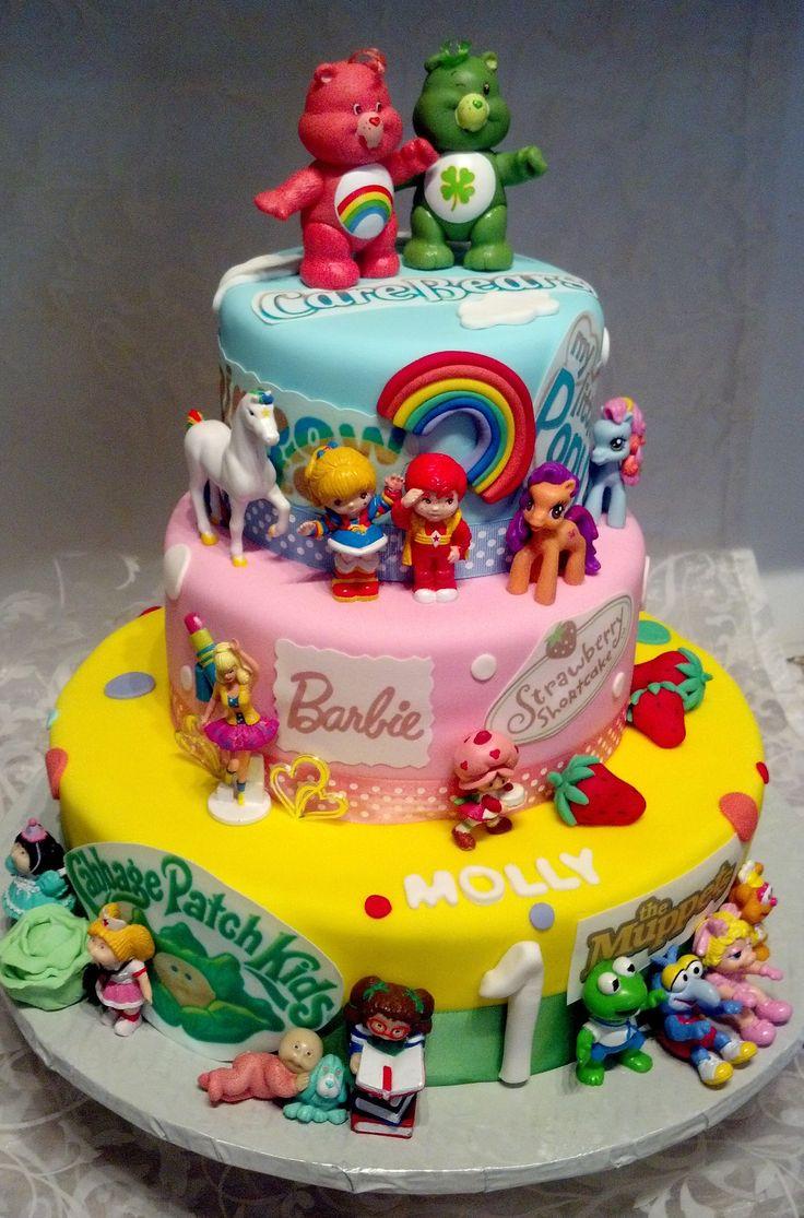 Cake Decoration Cartoon : Best 25+ Character cakes ideas on Pinterest Cartoon ...