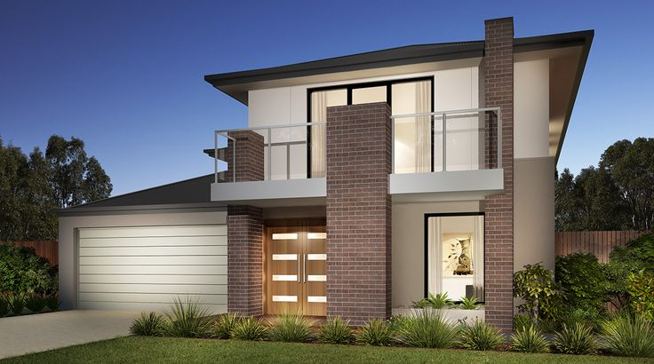 Our Home Designs - The Riverton : Dennis Family Homes
