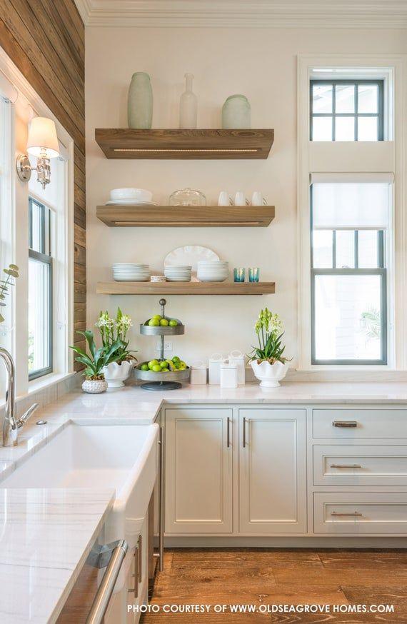 Medium Duty Hidden Floating Shelf Bracket Hardware Only Kitchen Decor Kitchen Design Kitchen Furniture