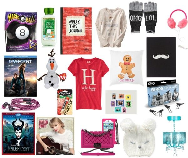 Tween Girl Gift Guide Christmas   20 Gift Ideas For $20 Or Less #frugal #