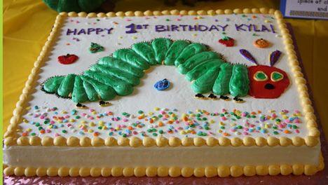very hungry caterpillar....LOVE IT!!