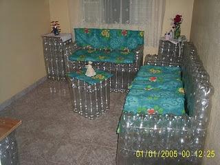 13 Сделать стулья в верхней феерия ..... пустые бутылки