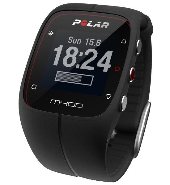 Polar M400 GPS Fitness Watch Heart Rate Monitor – HeartRateMonitorsUSA.com
