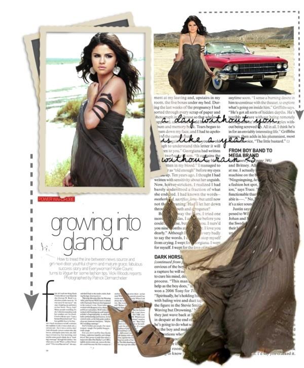 """""""A year Without Rain- Selena Gomez"""" by xxzabrinaxx on Polyvore"""