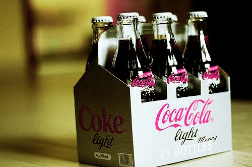 Who knew?? Coca-Cola Light!! just not available in the USA!