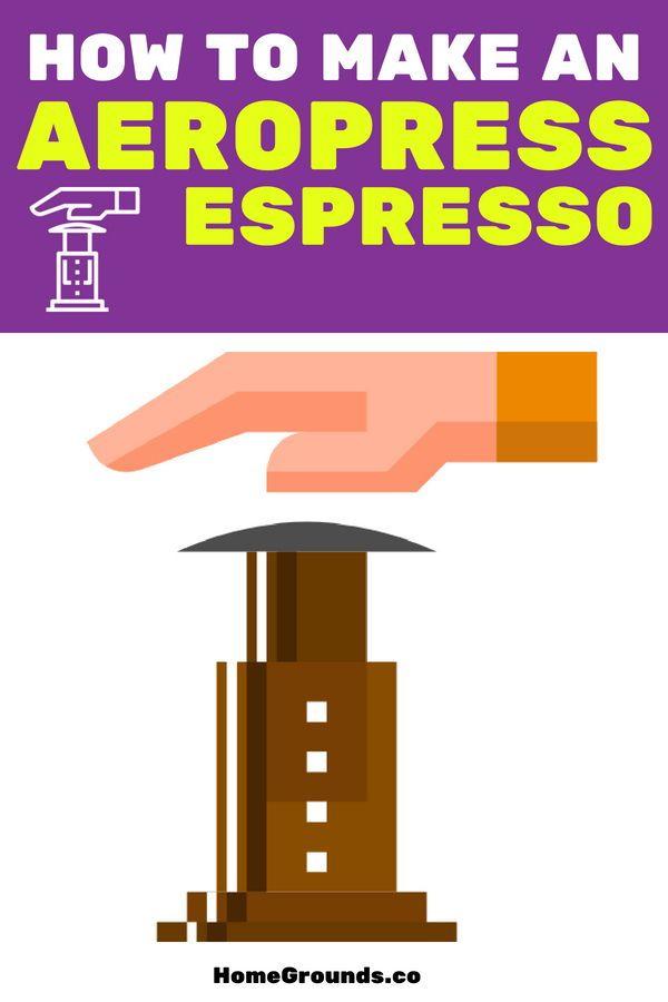 This Aeropress Espresso Recipe Really Works If You Do This Coffee Smoothies Coffee Recepies Aeropress