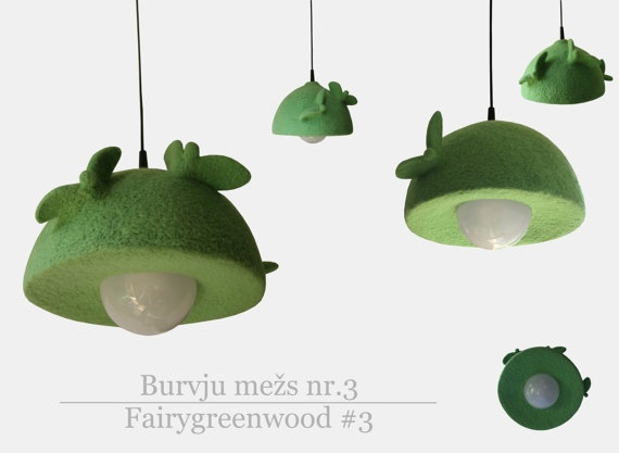 11 best children lamps images on pinterest ceiling lamps hanging items similar to pendant lamp ecofriendly lamp children lamp in handmade on etsy aloadofball Image collections