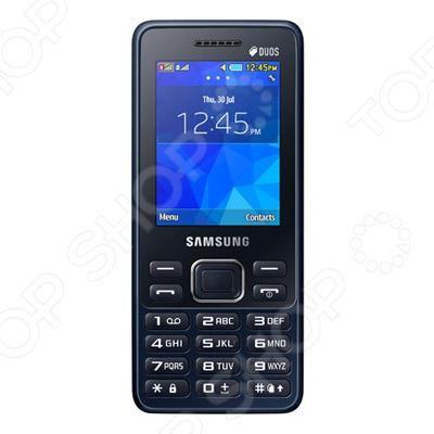 Samsung SM-B350E  — 4030 руб. —  Мобильный телефон Samsung SM-B350E незаменимое устройство в жизни современного человека. Удобная классическая модель Samsung SM-B350E позволит вам оставаться со своими родными и близкими на связи, где бы вы не находились. Высокое качество связи, возможность попеременного использования сразу двух sim-карт обеспечивают максимальный комфорт и быстрый доступ ко все вашим контактам. Теперь вам больше не придется все время носить с собой два телефона: личный и…