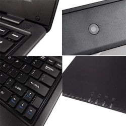 WolVol (Solid Black) New Model 10-inch Mini Laptop with Charger and Mouse (VIA 8850 1.2GHz, 512MB RAM, 4GB HD, Wi-Fi, Webcam, Netflix, Android 4.0) Price: $169.94