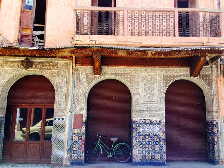 KINSA in Morocco - Marrakech