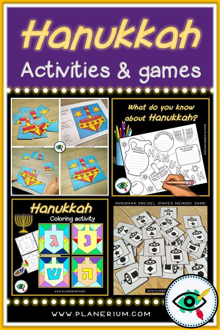 Hanukkah Hanukkah Kids Activities Color Activities Holiday Lessons [ 1104 x 736 Pixel ]