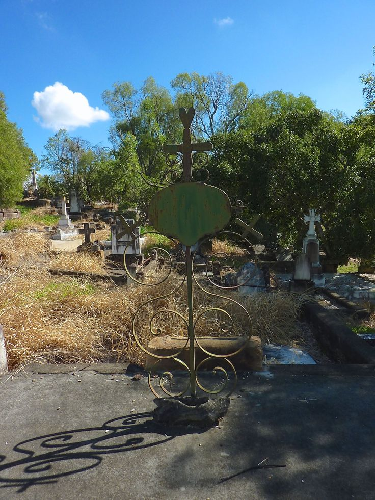 I've just returned from my first cemetery visit. Out of 10 grave sites, I only found 2. That's a 20% success rate, people. So, what went wrong?